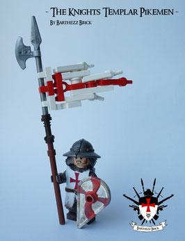 Templar pikemen