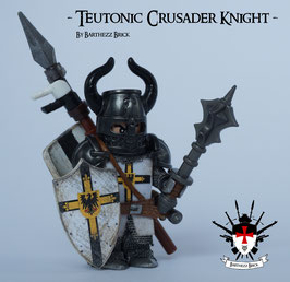Handmade custom Teutonic Knight