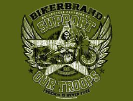 Military Bike Shirt - #0102