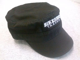 Military Style Hat Black - #0132
