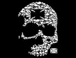 Multi Skull Shirt - #0111