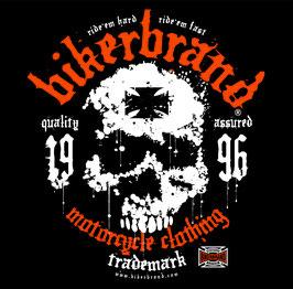 Skull Spatter T-Shirt - #0135