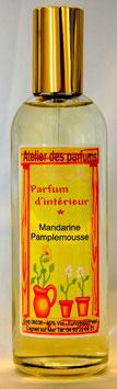 Parfum d'intérieur  Mandarine/Pamplemousse 100ml