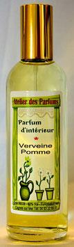 Parfum d'intérieur  Pomme/Verveine 100ml