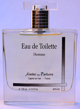 Eau de toilette 100ml  Mercure