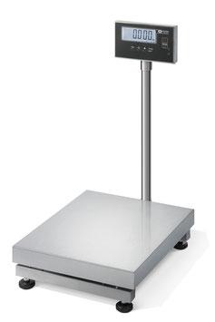 Elicom E-SS - Si10 / Kompakte Edelstahl Plattformwaage - geeicht
