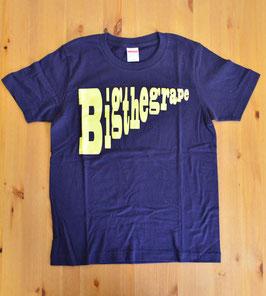 big the grape【ロゴTシャツ】