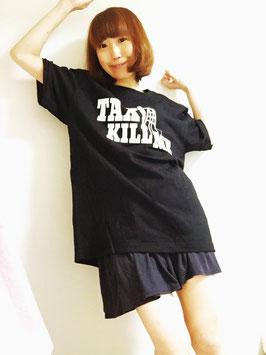 リアル3区【TAX KILL ME シルエットTシャツ】NEW COLOR発売