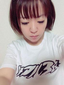 リアル3区【ロゴTシャツ・白】