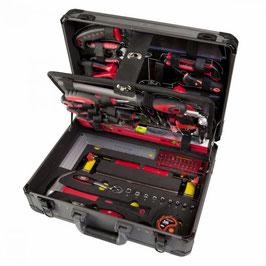 Professionele gereedschapkoffer 90-delig