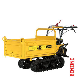 Mini rupsdumper MD350