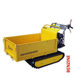 Mini rupsdumper MD500