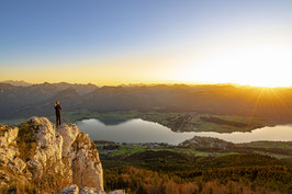Sonnenuntergang am Vormauerstein