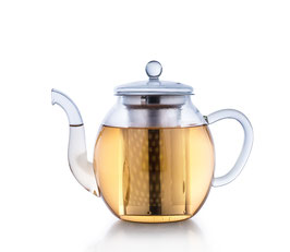 Teekanne hoch 1,0 l