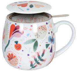 Kuschelbecher TEA FOR YOU!