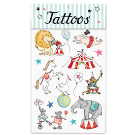 Začasni tatuji - cirkus