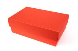 Darilna škatlica - velikost M v oranžni barvi
