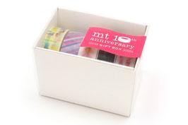 Set washi lepilnih trakov - posebna izdaja ob 10. obletnici MT-ja