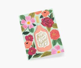 Čestitka za rojstni dan: Juliet Rose Birthday Card