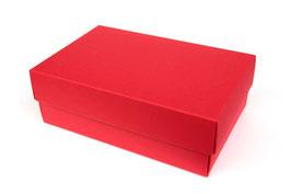 Darilna škatlica - velikost M v rdeči barvi