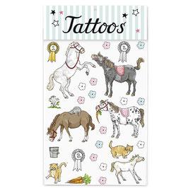 Začasni tatuji - poniji