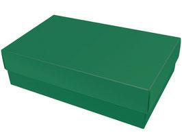 Darilna škatlica - velikost XL v temno zeleni barvi emerald