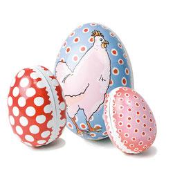 Velikonočna jajčka - pirhi / kokoška