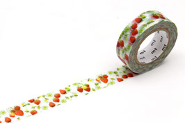 Washi lepilni trak - Strawberry