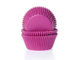 Papirčki za mafine - pink