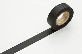 Washi lepilni trak - matte black