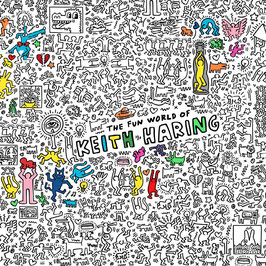 Keith Haring - XXL poster