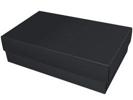 Darilna škatlica - velikost L v črni barvi