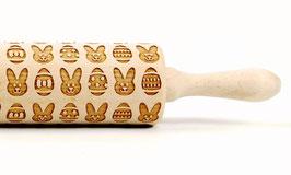 "Valjar za testo ""Easter Bunny - Easter eggs"""
