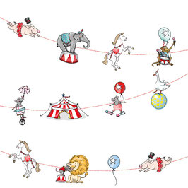 Girlanda - cirkus