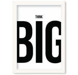 "Grafika ""Think Big"""