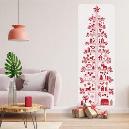 XMAS Paper Tree - XL poster