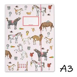Mapa A3 - pony