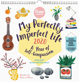 My perfectly imperfect life - stenski koledar 2020
