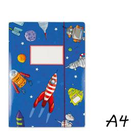 Mapa A4 - vesolje