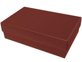 Darilna škatlica - velikost L v temno rjavi barvi