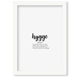 """Grafika """"Hygge"""""""