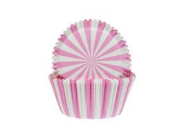 Papirčki za mafine - circus pink