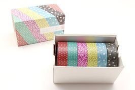 Set washi lepilnih trakov - Wamon 4