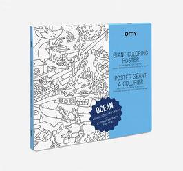 Ocean - poster iz morskih globin
