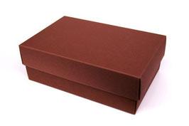 Darilna škatlica - velikost M v temno rjavi barvi