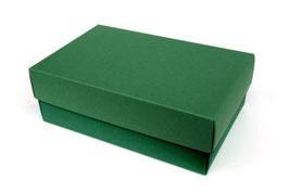 Darilna škatlica - velikost M v temno zeleni barvi emerald