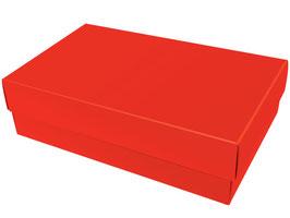Darilna škatlica - velikost L v rdeči barvi