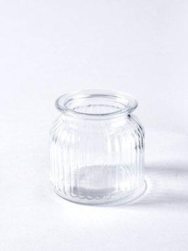 Steklena vaza Rille/Pot M