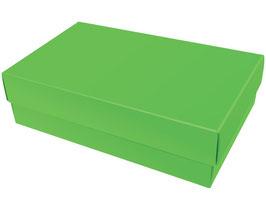 Darilna škatlica - velikost L v temno zeleni mint
