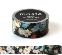 Washi lepilni trak - Nature / Flowerfield
